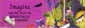 Summer Reading 2020 Banner