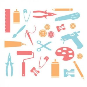 Tools that crafters and makers use
