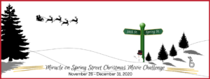 Miracle on Spring Street Christmas Movie Challenge