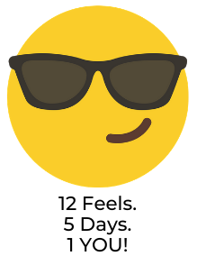 Emoji urging you to sign up today.