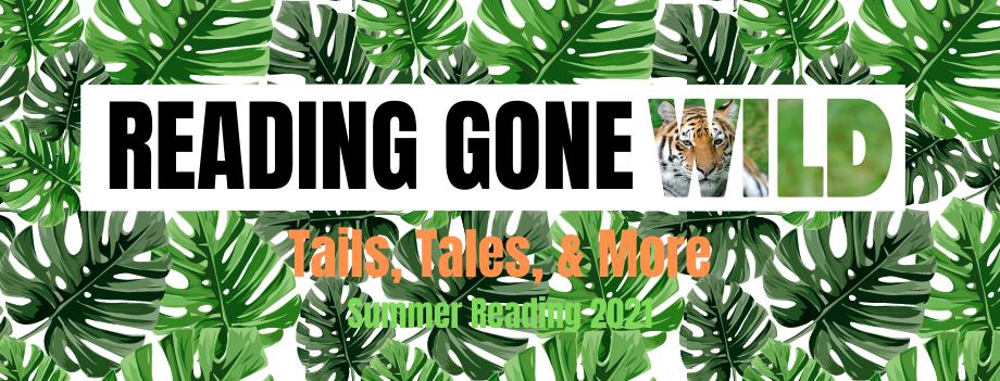 Reading Gone Wild Summer Reading Program Header Image