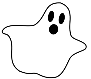 ghost background picture